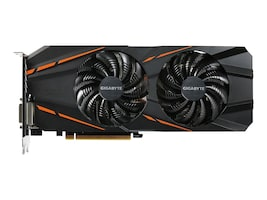 Gigabyte Tech Geforce GTX 1060 PCIe Graphics Card, 8GB GDDR5, GV-N1060G1 GAMING-6GD, 32315816, Graphics/Video Accelerators