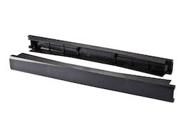 C2G 1U x 19 Toolless Snap-In Filler Panel (10-pack), 14601, 30593943, Rack Mount Accessories