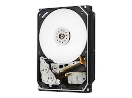 HGST 10TB UltraStar He10 SAS 12Gb s 512e ISE 3.5 Internal Hard Drive, 0F27352, 31747078, Hard Drives - Internal