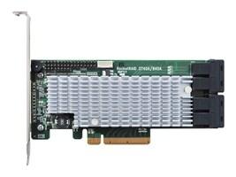 HighPoint 16-Port SAS 12Gb s PCIe 3.0 x8 RAID 0 1 5 6 10 50 Controller, RR2840A, 34966920, RAID Controllers
