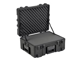 Samsonite 22 Military Standard Roto Case, 22 x 22 x 10.5, Cubed Foam, Wheels, 3R2217-10B-CW, 7894043, Carrying Cases - Other