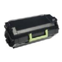 Lexmark Black 621H High Yield Return Program Toner Cartridge for MX812, MX811, MX810, MX711 & MX710 Series, 62D1H00, 14909119, Toner and Imaging Components
