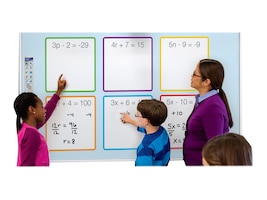 Mimio MimioBoard 870T 87 16:10 Interactive Whiteboard w  2-Passive Styli, Wall Mount Bracket, & Software, 1892102, 34972094, Whiteboards