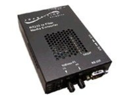 Transition RS232 Converter DB9 to 1550 TX 1310RS SM SC 20KM, SRS2F3129-101-NA, 11143306, Adapters & Port Converters