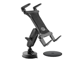 Maclocks Vehicle Universal Tablet Holder with Sticky Suction Cup Mount, ELD-UNVMSTKSC, 34888837, Mounting Hardware - Miscellaneous