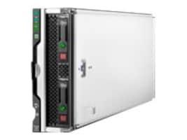 HPE BTO Synergy 480 Gen10 Blade Xeon 12C Gold 5118 2.3GHz 32GB 2xSFF 4xUFF 3820C E208i-c, 871945-B21, 34342033, Servers - Blade