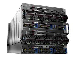 HPE Chassis, 10U RM Synergy 12000 Frame Onboard administrator 6xExpansion slots 10xFans 2x2650W, 797738-B21, 31849314, Cases - Systems/Servers