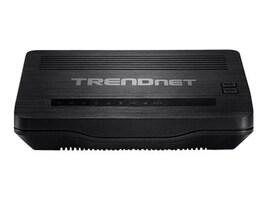 TRENDnet N150 Wireless ADSL 2Plus Modem Router, TEW-721BRM, 18037653, Wireless Routers