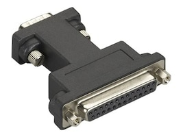 Black Box DB9 to DB25 M F Serial AT Adapter, FA521A-R4, 32994476, Adapters & Port Converters