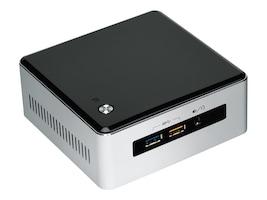 Intel Barebones, NUC Kit NUC5i5RYH UCFF Core i5-5250U 1.6GHz Max.16GB DDR3L 1x2.5 Bay M.2 PCIe GbE ac BT, BOXNUC5I5RYH, 18358705, Barebones Systems