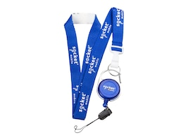 Socket Mobile Lanyard with Pull Reel, AC4038-1070, 8934511, PDA Accessories