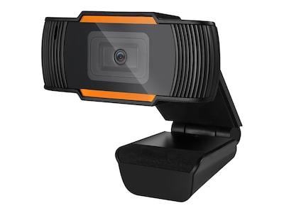 Adesso 480P USB WebCam w  Built-in Mic & 300K CMOS Sensor, CYBERTRACK H2, 38316086, WebCams & Accessories