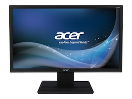 Acer 21.5 V226HQL ABMID Full HD LED-LCD Monitor, Black, UM.WV6AA.A05, 17330364, Monitors