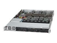 Supermicro SYS-8016B-TLF Main Image from Front