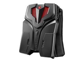 MSI VR One Backpack Core i7-7820HK GTX1070, VRONE065, 33600985, Desktops