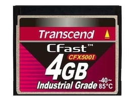 Transcend Information TS4GCFX500I Main Image from