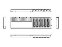 Chenbro Low Profile Rear Window, 84H321210-050, 8555035, Rack Mount Accessories