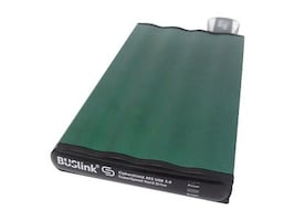 Buslink Media 2TB FIPS 140-2 USB 3.0 eSATA AES 256-bit CipherShield Encrypted Extrernal Storage, DSE-2T-U3, 17260731, Hard Drives - External