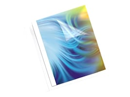 Fellowes 1 8 Thermal Presentations Covers (4 Sizes), 52220, 9956375, Paper, Labels & Other Print Media