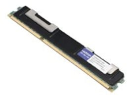 Add On HP Compatible 8GB PC3-10600 240-pin DDR3 SDRAM RDIMM, 500662-S21-AM, 35403361, Memory