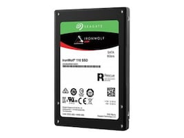 Seagate 1.92TB IronWolf NAS SATA 6Gb s 2.5 7mm Internal Solid State Drive, ZA1920NM10011, 36956670, Solid State Drives - Internal