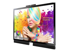 InFocus 70 INF7023 4K Ultra HD LED-LCD Touchscreen Display, Black, INF7023, 33154903, Monitors - Large Format - Touchscreen