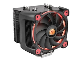 Thermaltake Riing Silent 12 Pro Red CPU Cooler, CL-P021-CA12RE-A, 34018313, Cooling Systems/Fans