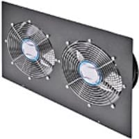 Belkin Enclosure Top-Panel Double 10 Fan, RK5006, 5723881, Rack Cooling Systems
