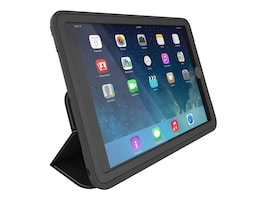 Zagg Rugged Snap On Case & Screen Protector for 5th Gen iPad (2017), A97RMC-BB0, 34177277, Carrying Cases - Tablets & eReaders