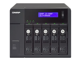 Qnap UX-500P-US Main Image from Front