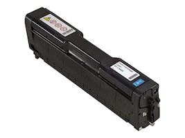 Ricoh Cyan All In One Cartridge, 407896, 32437397, Toner and Imaging Components