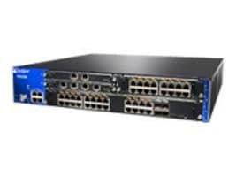 Juniper Networks SRX650 Service Gateway, SRX650-BASESRE6645AP, 10674543, Network Voice Servers & Gateways