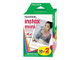 Fujifilm Instax Mini Twin Film Pack, 16386016, 16885755, Camera & Camcorder Accessories