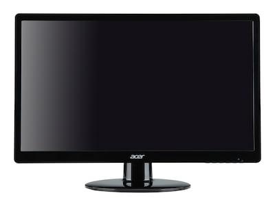 Acer 22 S220HQL Full HD LED Ultra-Slim Monitor, Black, ET.WS0HP.A01, 13492382, Monitors
