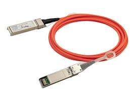 Finisar 25G Full Duplex Active Optical SFP+Ends Electric Limiting Cable, FCCG125SD1C03, 37075090, Cables