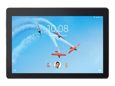 Lenovo Tab E10 APQ8009 1.3GHz 2GB 16GB bgn BT 2xWC 10.1 HD MT Android 8.1, ZA470006US, 36600577, Tablets