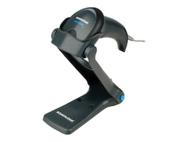 Datalogic QW2100 Black Collapsible Stand Holder, STD-QW20-BK, 16388708, Stands & Mounts - Desktop Monitors