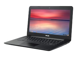 Asus C300SA Notebook PC Celeron N3060 4GB 16GB 13.3 HD Black, C300SA-DS02, 32034467, Notebooks