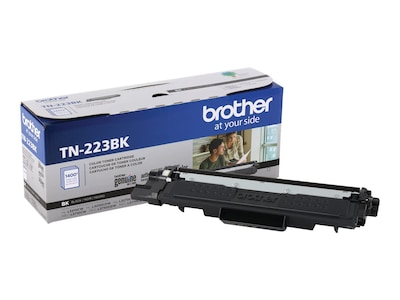 Brother Black Standard Yield Toner Cartridge for HL-L3210CW, HL-L3230CDW, HL-L3270CDW, HL-L3290CDW, TN223BK, 35995811, Toner and Imaging Components - OEM