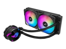 Asus ROG STRIX LC 240 RGB Main Image from Right-angle