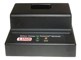 Lind 1-Bay External Battery Charger for Panasonic CF-18 & CF-19 Toughbooks, PACH118-1870, 8182136, Battery Chargers