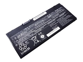 Fujitsu Main Lithium-Ion Battery, 4-cell, 50Wh, FPCBP531AP, 33892455, Batteries - Notebook