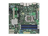 Supermicro MBD-X11SAE-M-B Main Image from Front