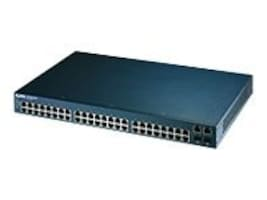 Zyxel Fully-Enabled 48-port Fast Ethernet (Layer 2+) Switch with 2 Gigabit & 2 Fiber Ports, ES-3148, 6064531, Network Switches