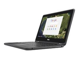 Dell Chromebook 3180 Celeron N3060 1.6GHz 4GB 16GB SSD 11.6 HD Chrome OS, 83C80, 33763282, Notebooks