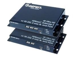 Gefen 4K Ultra HD HDBaseT 2.0 Extender, GTB-UHD-HBT2, 32476185, Video Extenders & Splitters