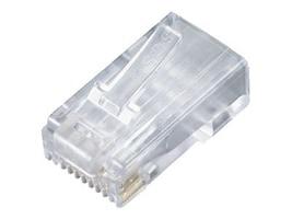 Black Box CAT5e Modular Plugs, RJ-45, 10-Pack, FMTP5E-10PAK, 32875004, Cable Accessories