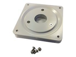Maclocks Rotating VESA Swivel Plate Mount, White, VRP-W, 31261043, Mounting Hardware - Miscellaneous