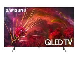 Samsung 54.5 Q8FN 4K Ultra HD QLED Smart TV, Silver, QN55Q8FNBFXZA, 35712825, Televisions - Consumer