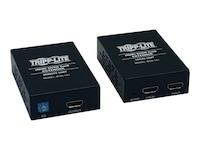 Tripp Lite HDMI over Cat5 Cat6 Extender, Transmitter and Receiver for Video and Audio, B126-1A1, 12165013, Video Extenders & Splitters